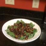 Cevizli Ispanak Salatası