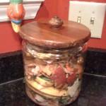 Mutfak Tezgahında Kompost