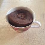 Çay Fincanında Çabuk Kek