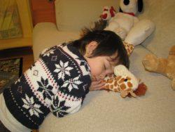 Çocuğunuz Yeterli Uyku Uyuyor mu?