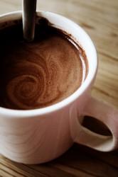 Sıcak çikolata veya sıcak kakao..Kış günü sıcak çikolata gibisi yok!