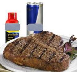 Kırmızı Et ve Enerji İçecekleri