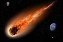 Meteor Yağmurları, Asteroid Çarpmaları