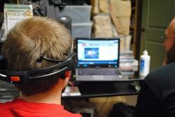 Beyin Kontrolüyle Çalışan Tablet Bilgisayar