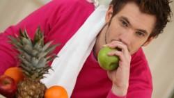 meyveler ve erkek