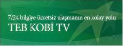 Kobilerin televizyonu TEB KOBİ TV