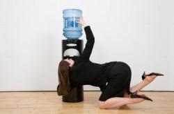 Pet Şişeden İçilen Su