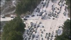 Atlanta'da Bir Avuç Kar