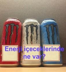 Enerji İçeceklerindeki Tehlike