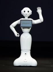 Şakacı Robotlar