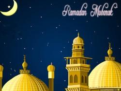 Ramazan Mübarek Olsun!