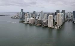 Florida Eyaletinde Yükselen Sular
