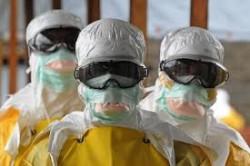 Ebola Bakımı Veren Sağlık Personeli