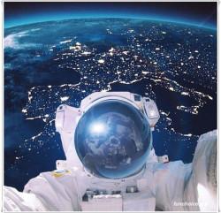 Yaz Tatilimi Uzayda Geçireceğim