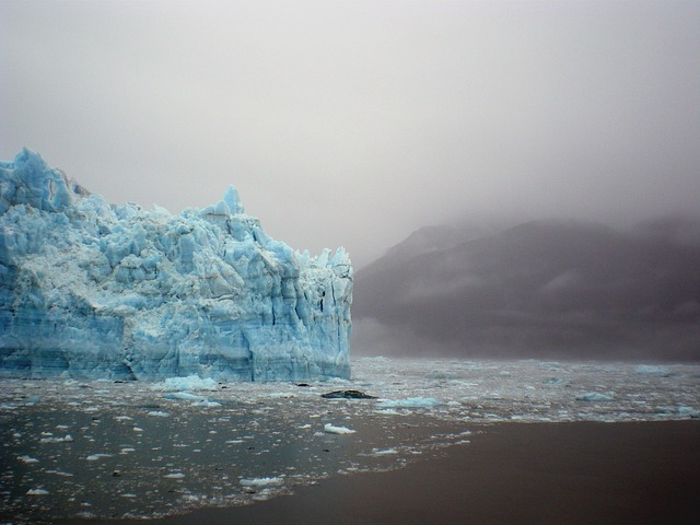 eriyen buzullar