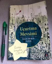 Uçurtma Mevsimi - Kaan Murat Yanık