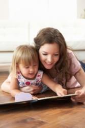 Çocuklarla Kitap Okumak