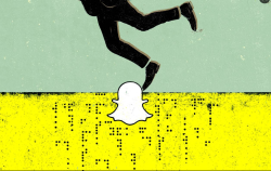 Facebook, Twitter, Instagram, Snapchat