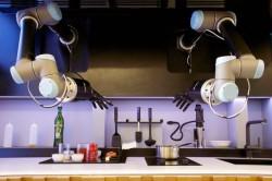 Robot Aşçılar