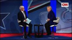 Hillary Clinton'a Sorulan Soru
