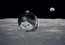 Apollo 10 Yolculuğunda Ayın Karanlık Yüzünden Gelen Müzik