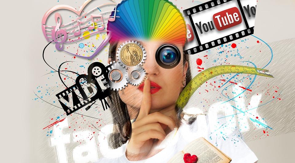sosyal medya ünlüleri, şöhretler
