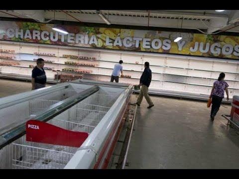 Ülkede market, bakkaliye, toptancı ne varsa yağmalanmakta.