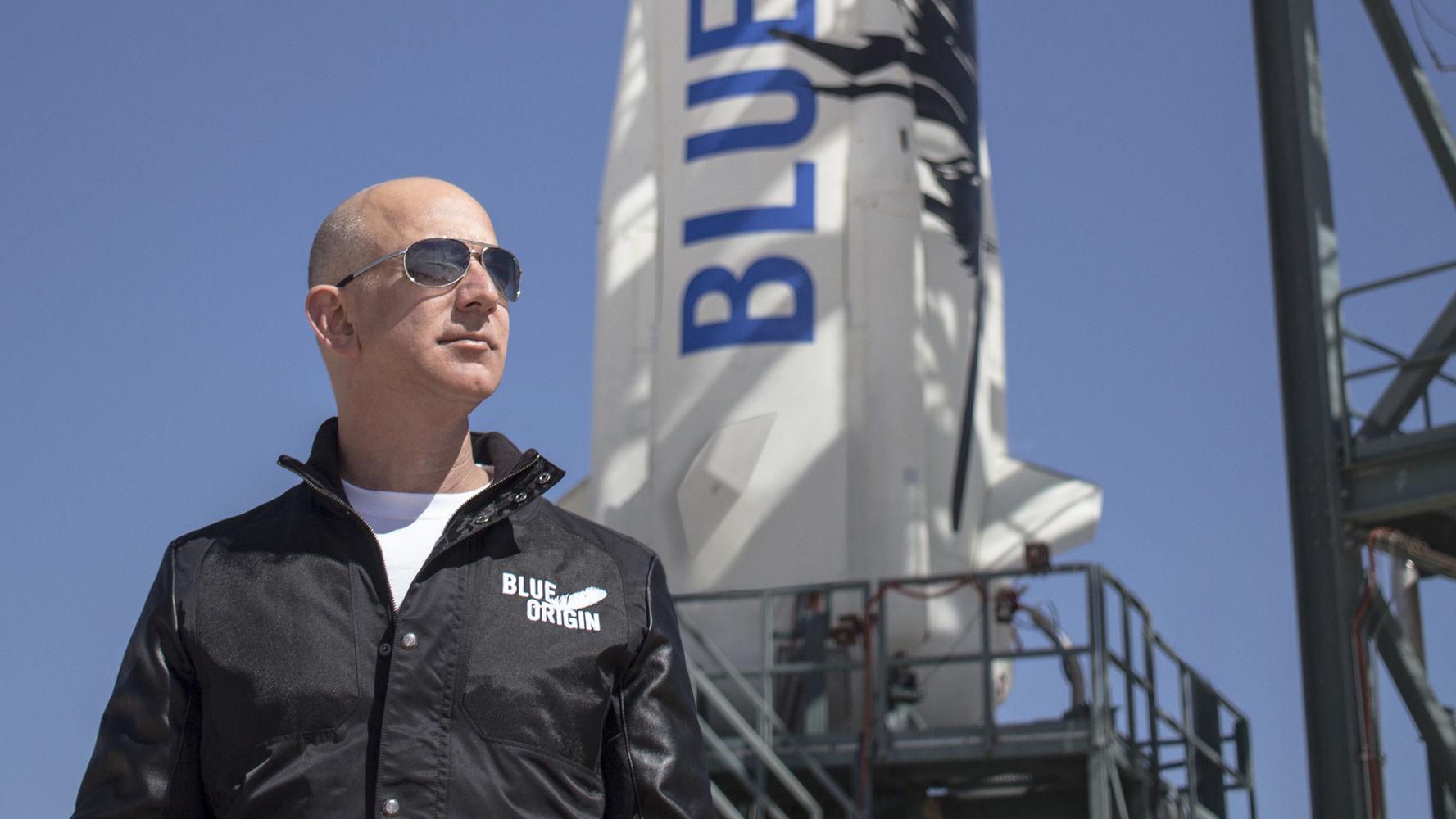 jeff-bezos-blue-origin-launch-pad