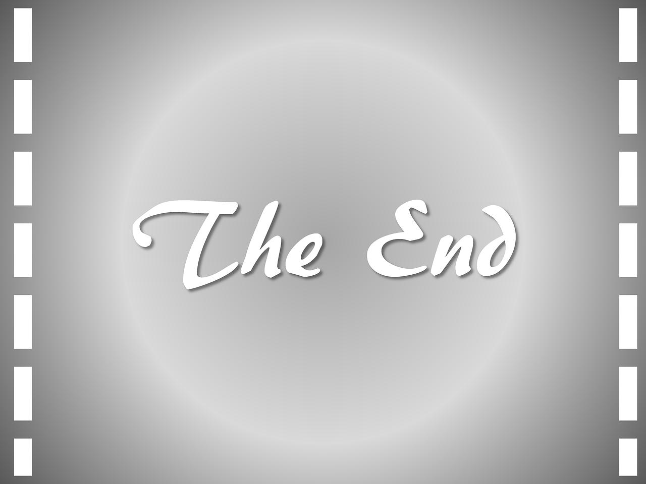 film sinema son the end